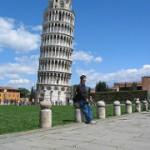 イタリアに旅行に行きました。