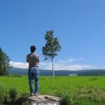 北海道旅行に行きました。