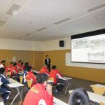柔道の代表選手の強化合宿でソーシャルメディア活用の講師をさせて頂きました。